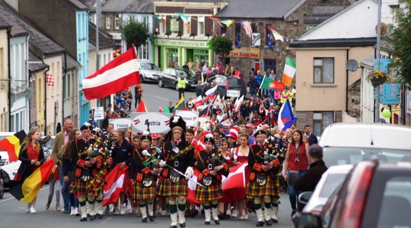 Millstreet Welcomes Europe!
