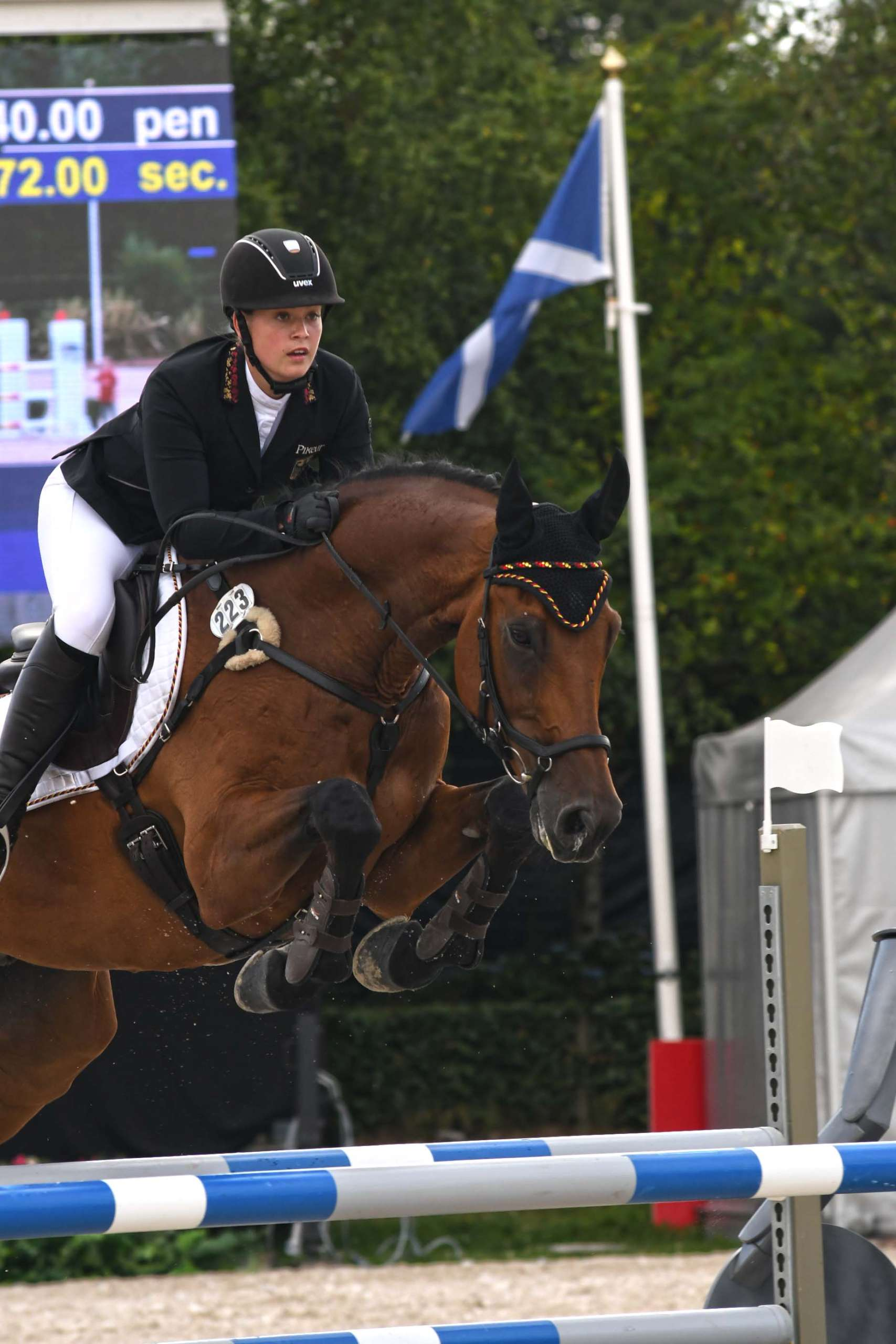 Young Rider Championship Round-Up