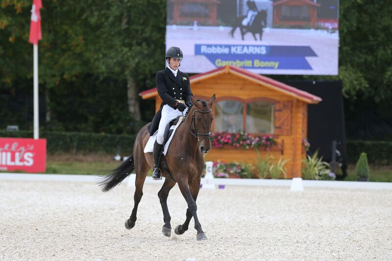 Dressage Update – Young Riders: Day One