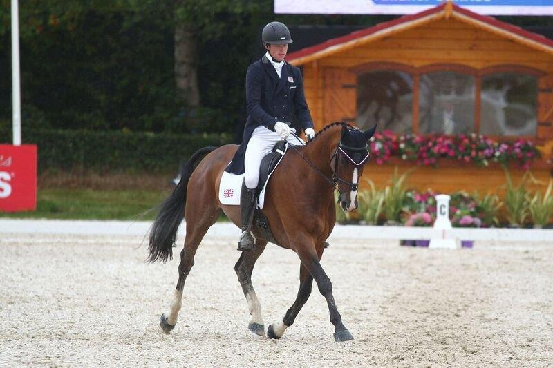 Young Riders – Final Dressage Update