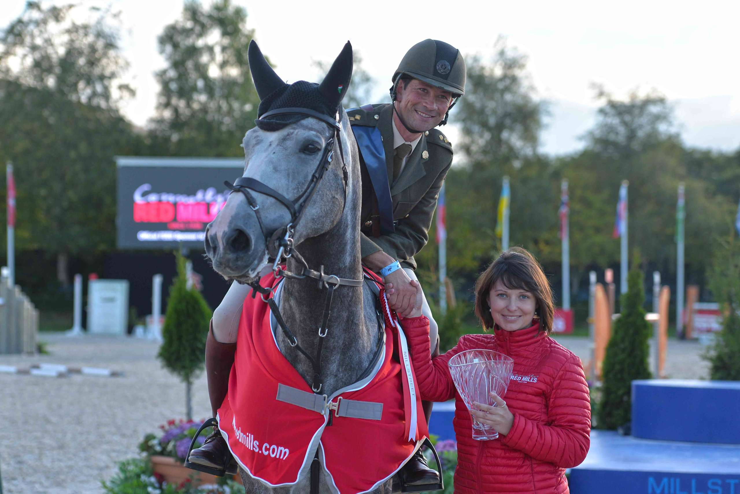 Connolly's RED MILLS to present Millstreet CICO3* FEI Eventing Nations Cup