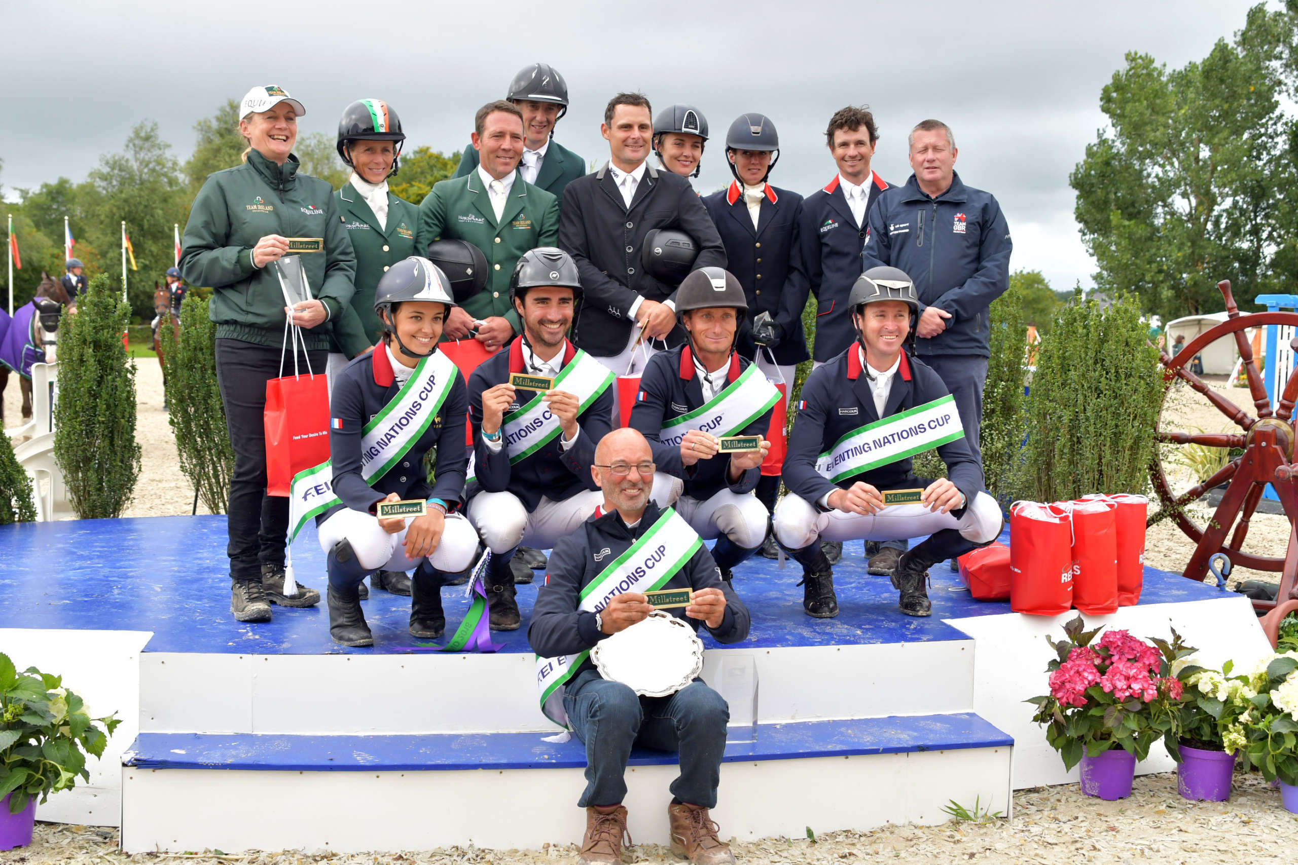 Sunday Round Up – France finish on Top