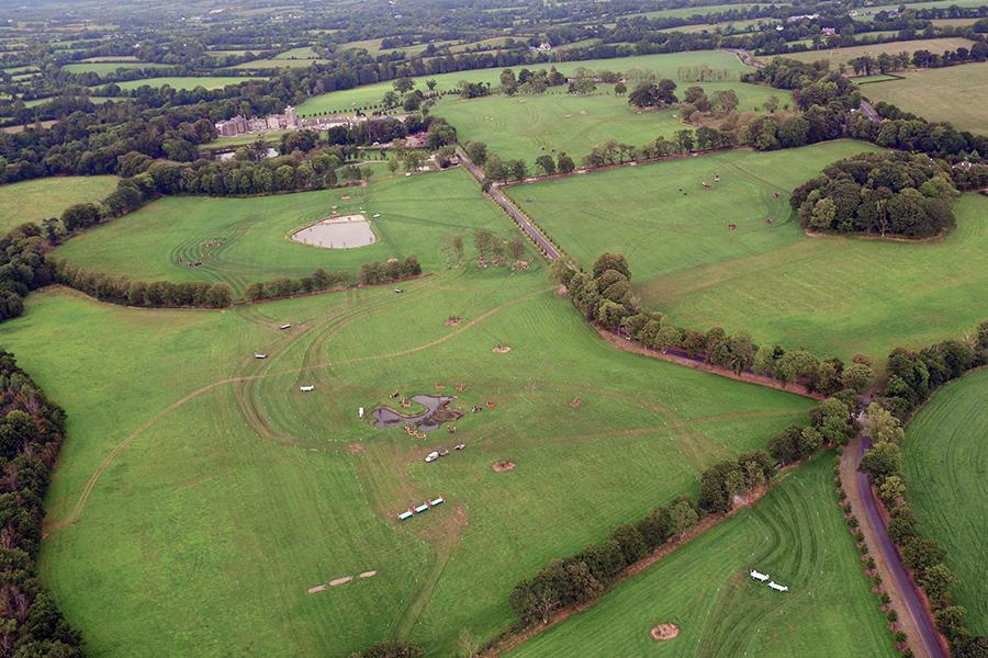 Millstreet Horse Trials get underway