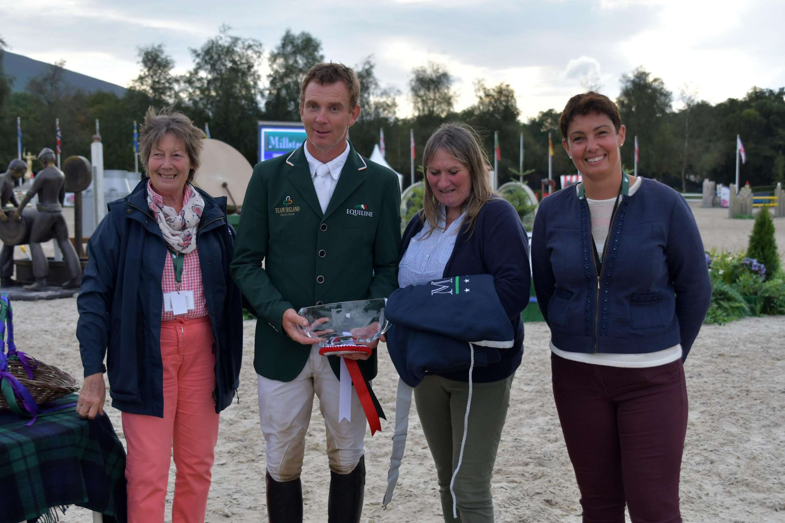 Millstreet International Horse Trials 2019 – Friday